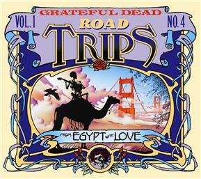 Road Trips: Vol. 1, No. 4 - From Egypt With Love