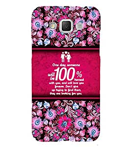 Honest Love Quote 3D Hard Polycarbonate Designer Back Case Cover for Samsung Galaxy Grand 3 G720 :: Samsung Galaxy Grand Max G720