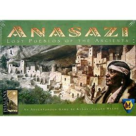 Anasazi board game!