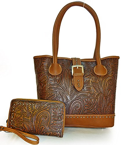 trinity-ranch-concealed-carry-large-everyday-tote-w-leather-front-wallet-br