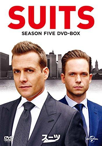 SUITS/スーツ シーズン5 DVD-BOX