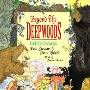 Beyond the Deepwoods Audiobook