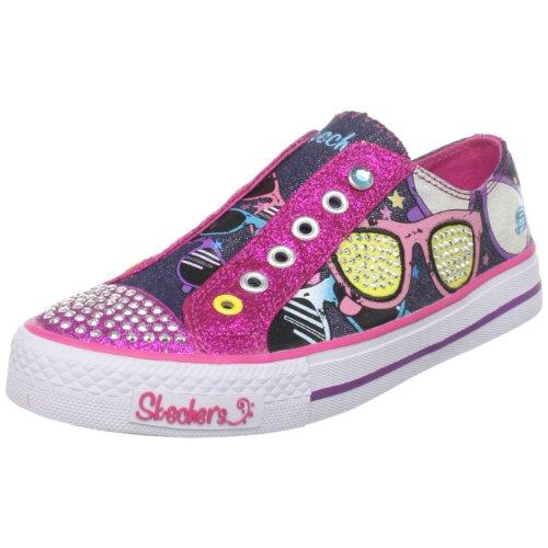 Picture of Skechers Little Kid/Big Kid Shuffles-Valley Girl Slip-On Sneaker B003B3NLGS (Skechers)