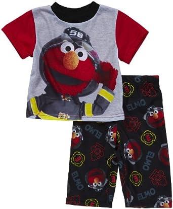 Amazon Elmo 2 Piece PJ Set Baby Elmo 18 Months