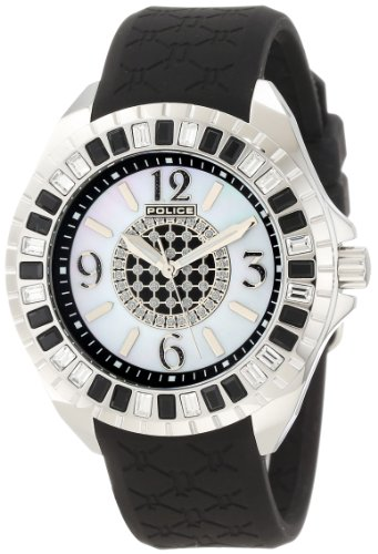 Police Analog Black Dial Women's Watch - PL13090JS\/28E