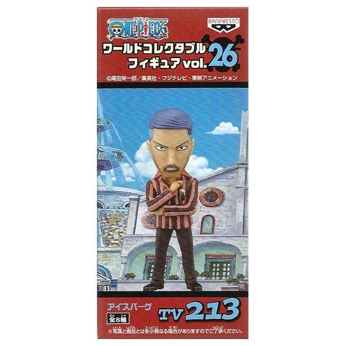 ONE PIECE ワンピース ワールドコレクタブルフィギュア vol.26 TV213 アイスバーグ