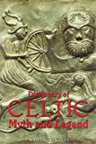 img - for Dictionary of Celtic Myth and Legend book / textbook / text book