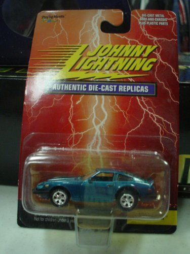 Johnny Lightning 1981 Z-car Turquoise