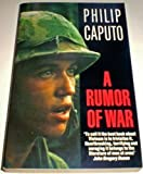 A Rumor of War (009917250X) by PHILIP CAPUTO
