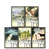 Josephine Tey Josephine Tey Collection 5 Books Set, (A Shilling for candles, The franchise affair, The Singing sands, to love and be wise and brat farrar)