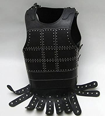 Faux Leather Armor Cuirass