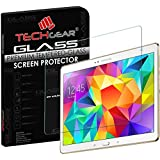 TECHGEAR® Samsung Galaxy Tab S 10.5 Inch (SM-T800/SM-T805) Series) GLASS Edition Genuine Tempered Glass Screen Protector Guard Cover