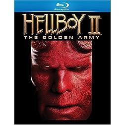 Hellboy II: The Golden Army [Blu-ray]