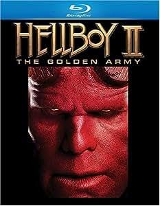 Hellboy 2: The Golden Army [Blu-ray] (Bilingual)