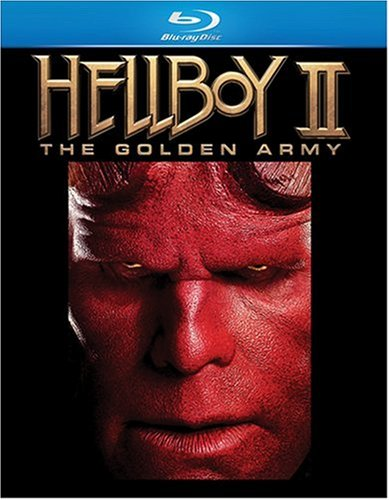 Cover art for  Hellboy II: The Golden Army [Blu-ray]