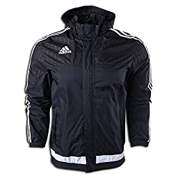 Adidas Tiro 15 Rain Jacket Black XL