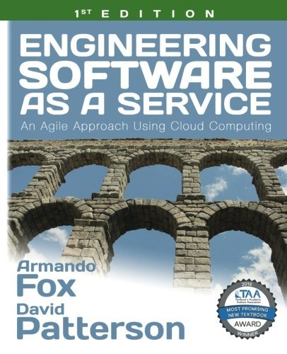 Engineering Software as a Service: An Agile Approach Using Cloud Computing (Agile Development With Rails compare prices)