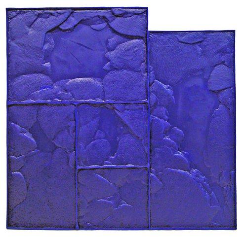 Find Cheap BonWay 12-940 24-Inch by 24-Inch Ashlar Cut Stone Urethane Floppy Mat, Blue