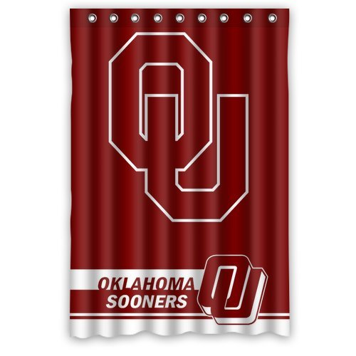 Oklahoma Sooners Shower Curtains Price Compare