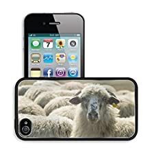buy Luxlady Premium Apple Iphone 4 Iphone 4S Aluminum Backplate Bumper Snap Case Image Id 21484539 Lambs