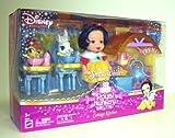 Snow White Royal Nursery Cottage Kitchen Playset
