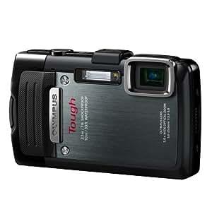Olympus Stylus TG-830 Appareil photo numérique 16 Mpix Tout-Terrain Etanche 10m GPS Noir