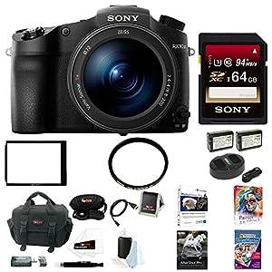 Sony DSC-RX10 III Cyber-shot Digital Still Camera + 64GB Accessory Kit