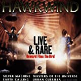 Live & Rare - Onward Flies the Bird by Hawkwind