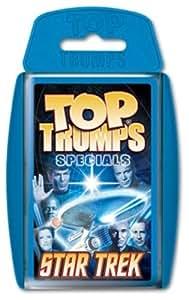 Winning Moves 60895 - Top Trumps: Star Trek