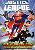 img - for Justice League Unlimited Coloring and Activity Book (Bilingual Enlglish-espanol Edition) book / textbook / text book