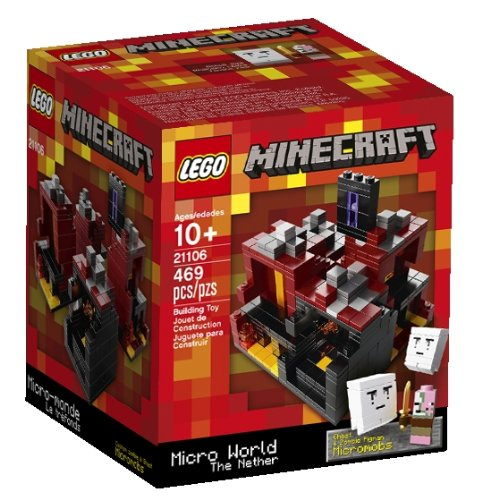 LEGO Minecraft The Nether 21106 (10+) at Sears.com