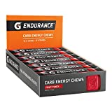 Gatorade Endurance Carb Energy Chews, Fruit Punch -  21 - 1.3 oz  (Pack of 21)