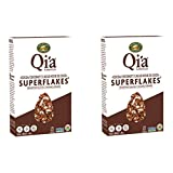 Qi'a Superfood Superflakes (Pack of 2) (Cocoa Coconut)