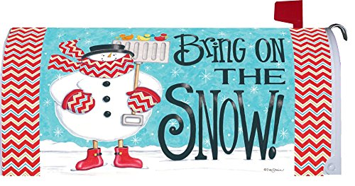 Snowman - Bring On The Snow