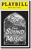 THE SOUND OF MUSIC - PLAYBILL - MARCH 1998 - VOL. 98 - NO. 3