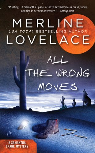 Image of All the Wrong Moves (A Samantha Spade Mystery)