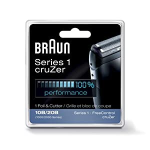 Braun Series 1 Combi 10b Foil And Cutter Replacement Pack (Formerly 1000/2000)