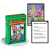 Sentence Building Fun Deck Cards - Super Duper Educational Learning Toy For Kids