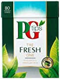 PG Tips Fresh 80 Teabags (Pack of 3, Total 240 Teabags)