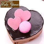 パティスリー『TakaYanai』ハートチョコレートケーキ≪バレンタインチョコレート2016≫
