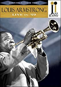 Armstrong;Louis 1959: Live in [Import]