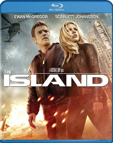 Cover art for  The Island [Blu-ray]