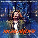 Highlander Original Motion Picture Soundtrack and Score featuring QUEEN and Michael Kamen [Digipak]