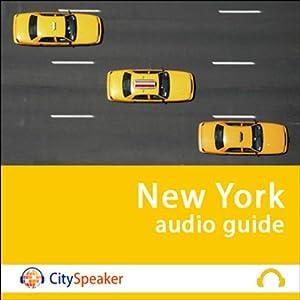 New York (Audio Guide CitySpeaker) | Livre audio