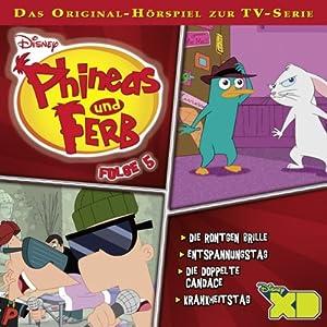 Phineas und Ferb 5 Hörspiel