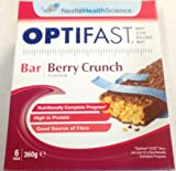 Optifast VLCD Berry Crunch Bar 6x60g