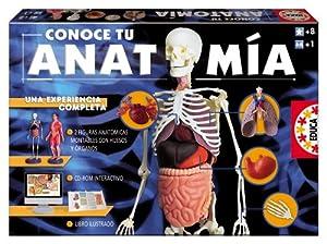 Educa Borrás 14680 - Conoce Tu Anatomía