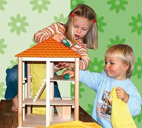 Maison de poupée Eté