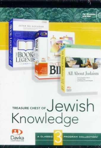 Treasure Chest of Jewish Knowledge