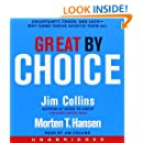 Great by Choice CD